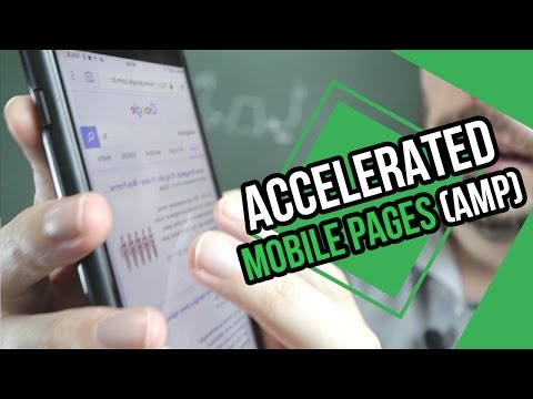 O que é o Accelerated Mobile Pages (AMP) | #Class 86