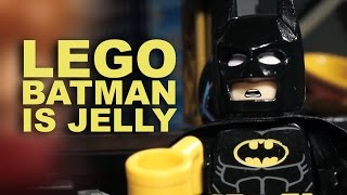 Repeat youtube video Lego Batman Is Jelly
