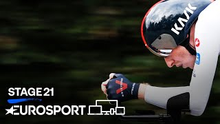 Giro d'Italia 2020 - Stage 21 Highlights | Cycling | Eurosport