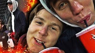 JEG HAR BLITT RUSS!! PÅSKENS SISTE DRAMATISKE FOTBALLKAMP!!