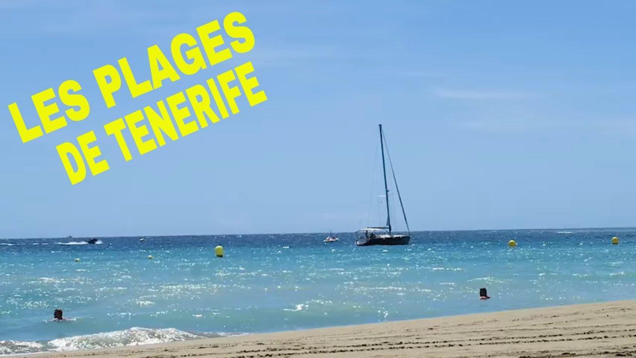 Aeroporto Tenerife Sud : Les plages de tenerife sud voyage aux iles canaries espagne youtube
