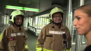 Vorbeugender baulicher u. anlagentechnischer Brandschutz; Modul 5 aus Berliner Brandschutzfilm 2015