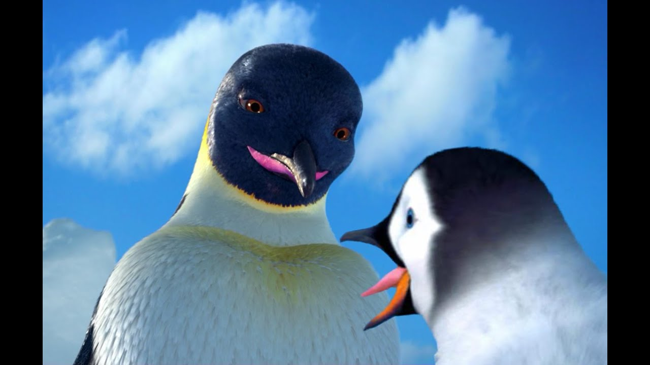 The Sex In Happy Feet Updated Youtube