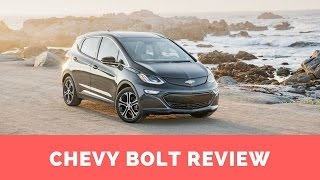 Chevy Bolt Review - Chevy Is Headed in the Right Direction but It