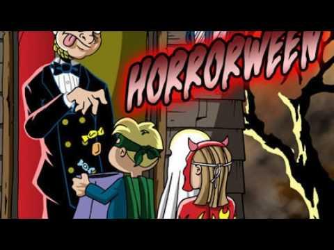 Horrorween Full Movie