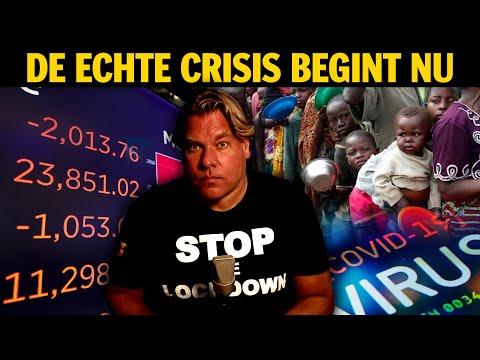DE ECHTE CRISIS BEGINT NU - DE JENSEN SHOW #164