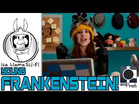 Young Frankenstein Isa Hilarious Movie- Isa Llama Sci-Fi Movie Reviews