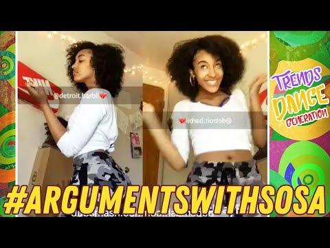 Arguments Challenge Dance Compilation #argumentswithsosa