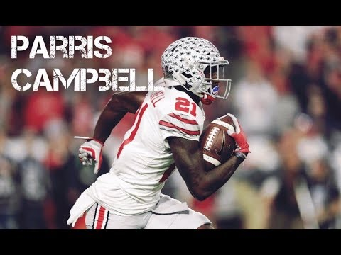 Parris Campbell || 2017 Ohio State Highlight Mix
