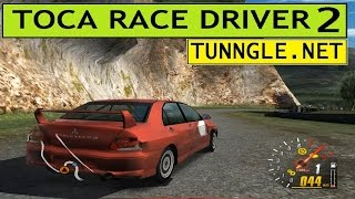 TOCA RACE DRIVER 2 GAMEPLAY PC, TUNNGLE ONLINE RACE