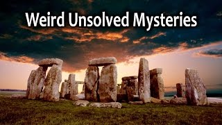 Top 10 Facts - Weird Unsolved Mysteries