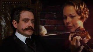 "Sherlock Holmes. Anna Petrova. ""Шерлок Холмс"".  Cкрипка - Анна Петрова."