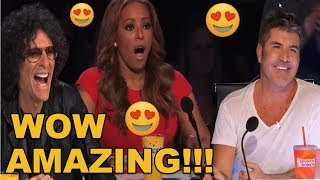 BEST TOP 10 AMAZING KIDS AUDITIONS ON AMERICA'S GOT TALENT EVER