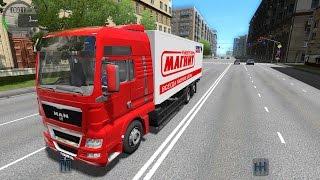 city car driving 1 5 0 man tgs trackir 4 pro 1080p