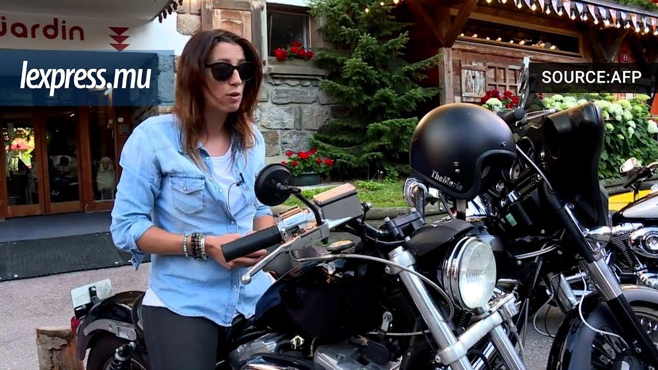 Harley Davidson séduit de plus en plus de