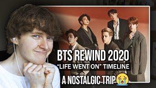 "Download A NOSTALGIC TRIP! (BTS REWIND 2020 | ""Life Went On"" (Timeline) | Reaction/Review)"