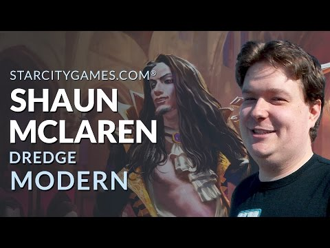 Modern: Dredge With Shaun McLaren - Round 1