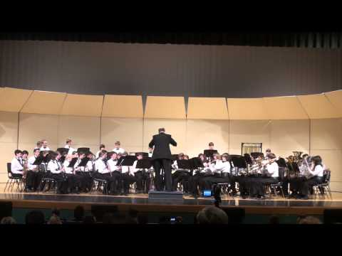 Concert Band Performs Chester Variations Elliot Del Borgo