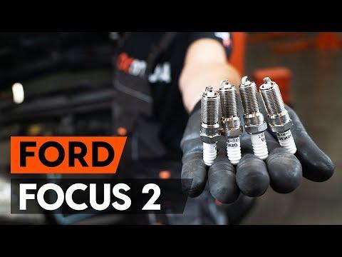 Как заменить свечи зажигания на FORD FOCUS 2 (DA) [ВИДЕОУРОК AUTODOC]