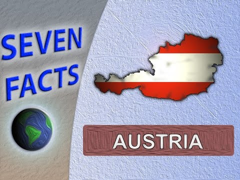 7 Facts about Austria