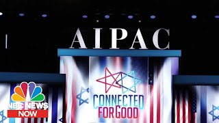Can American Israel Public Affairs Committee Remain Bipartisan? | NBC News Now