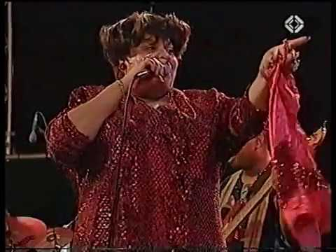 Sandra Hall Blues To Bop Festival Lugano 1995