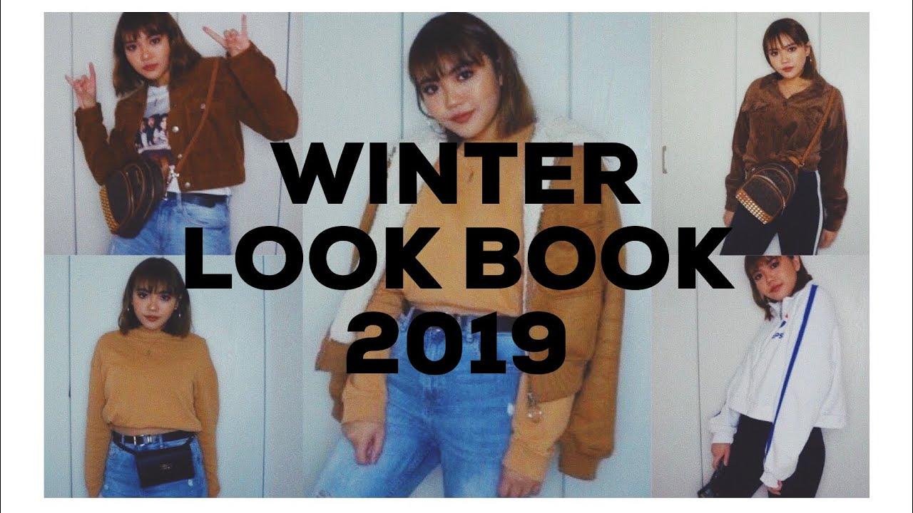 [VIDEO] - FOREVER21,H&M-WINTER LOOKBOOK 2019 6