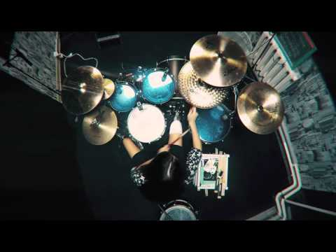 Ася Арцуева - Close to Heaven (Breaking Benjamin drum cover)