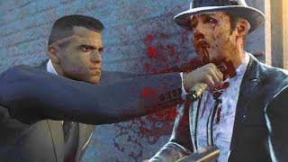 Mafia 3 Brutal Stealth Kills & High Action Rampage Gameplay
