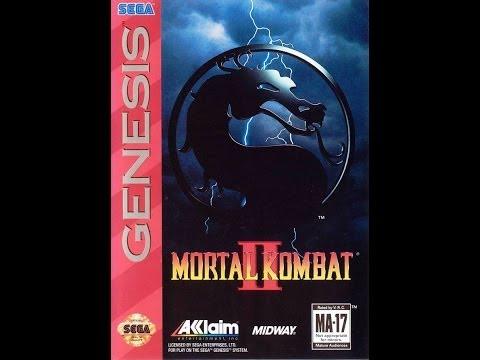 Mortal Kombat II (Sega Genesis)