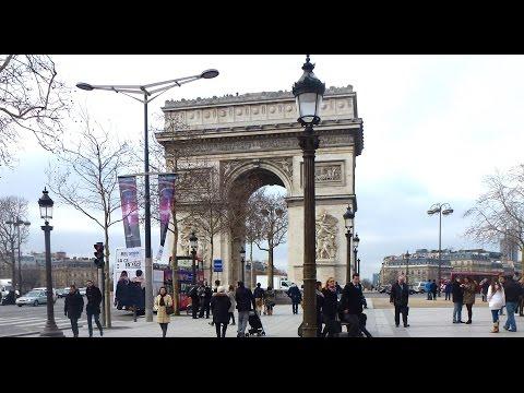 CHAMPS-ELYSEES PARIS,FRANCE