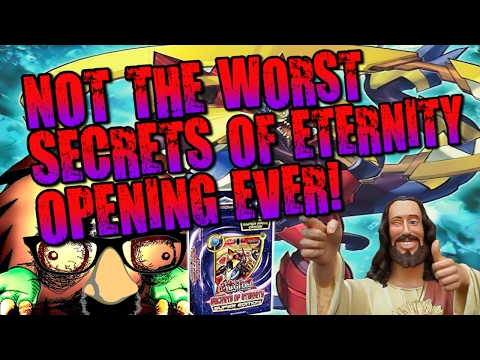NOT THE WORST SECRETS OF ETERNITY OPENING EVER! (SUPER EDITION)