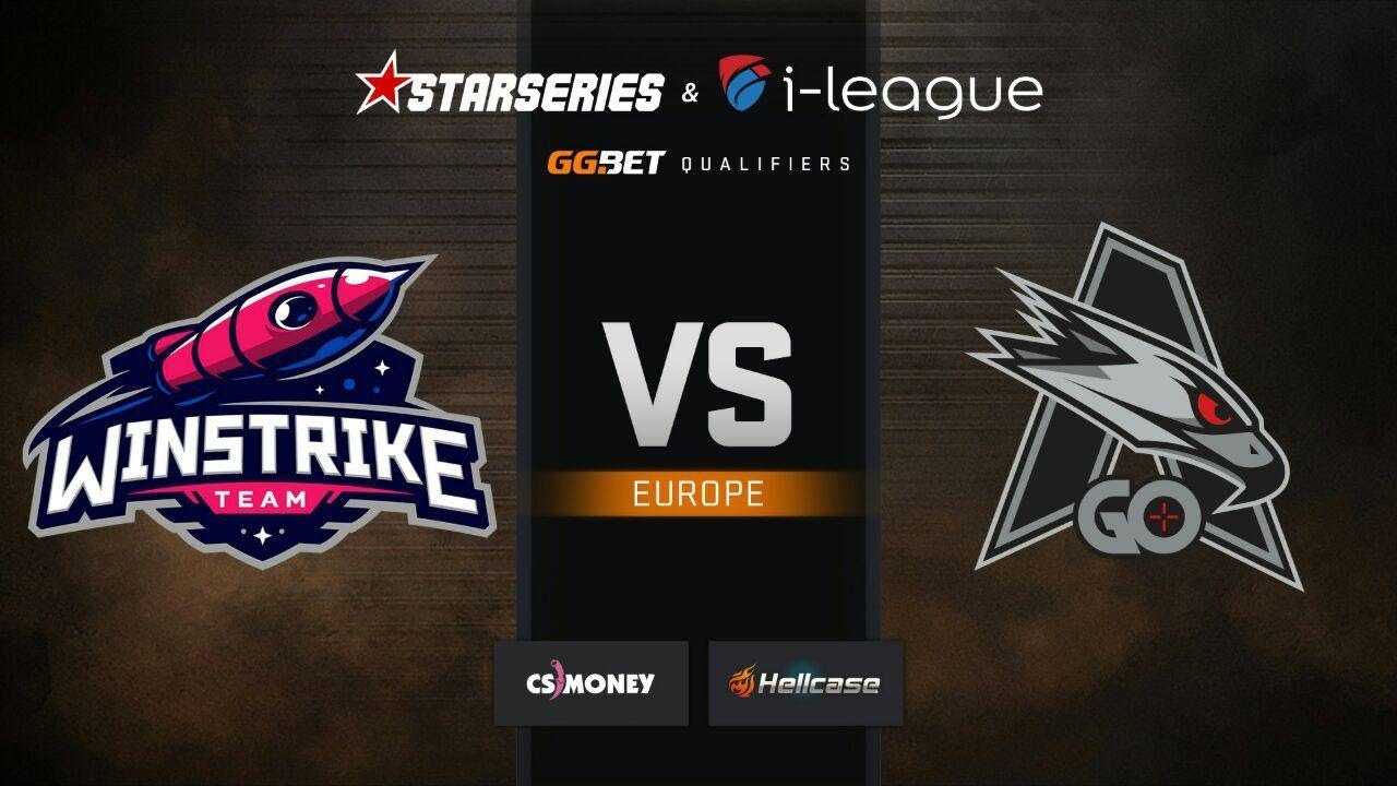 Winstrike vs AGO, map 1 Train, part 1, StarSeries & i-League S7 GG.Bet EU Qualifier