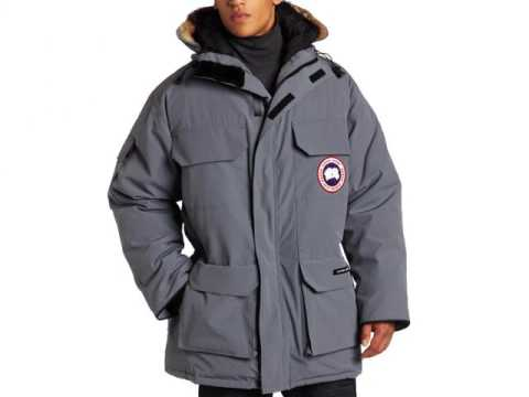 Canada Goose Men's Expedition Parka Coat review