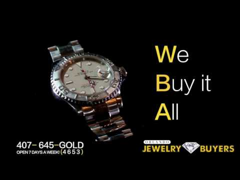 Orlando Jewelry Buyers Television Commercial