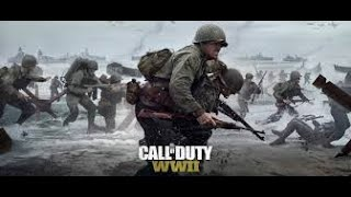 CALL OF DUTY WW2 Gameplay Walkthrough  Part 1 - Normandy - Campaign Mission 1 (COD World War 2)