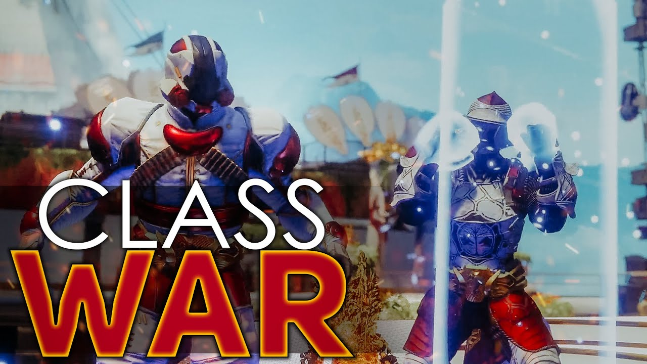 Guardian Games Developer Insight Breakdown (CLASS WARRRR) | Destiny 2 Season of the Worthy