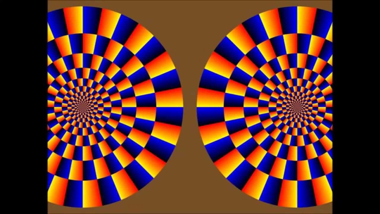 Ilusiones pticas de movimiento y 3d de akiyoshi kitaoka for Imagenes 3d hd con movimiento