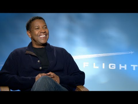 FLIGHT Interviews: Denzel Washington, John Goodman and Robert Zemeckis
