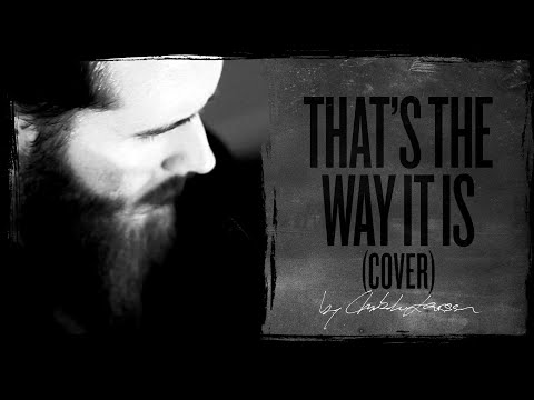Christian - That's The Way It Is (cover) || Red Dead Redemption 2 Soundtrack