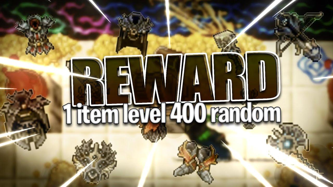UPDATE REWARD LAST ROOM! RP 840 HITING 1K ON PLAYER and BADLUCK PREY - TibiaClips #TibiaFerumbrinha🧙