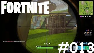 Let's Play Fortnite #013 [Deutsch] [HD] [PS4 PRO] - Ich hasse die Sniper