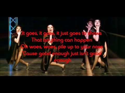 Dance Moms The Bite Lyrics