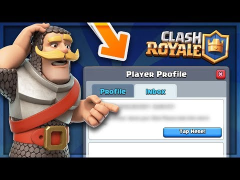 SUPERCELL SENT THIS SECRET MAIL TO 1% OF ALL PLAYERS in Clash Royale!