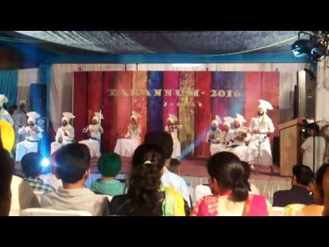 Best Malwai gidha Giani zail singh Bathinda (tranumm 2016)