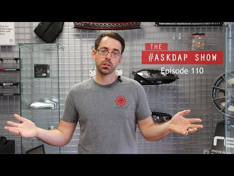 Askdap Episode 110 | OBDeleven Mods... Will They Void My Warranty