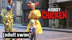 Robot Chicken | Clown Crash | Adult Swim UK 🇬🇧