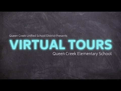 VIRTUAL TOUR: Queen Creek Elementary School