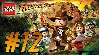 LEGO: Indiana Jones (Original Adventures) Battle on the Bridge - Part 12 Walkthrough
