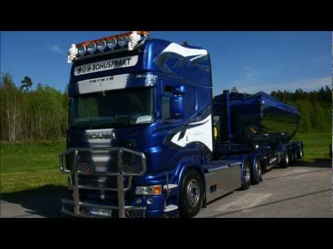 Stockholm Truck Meet 2012 - Slideshow HD (Long Clip)